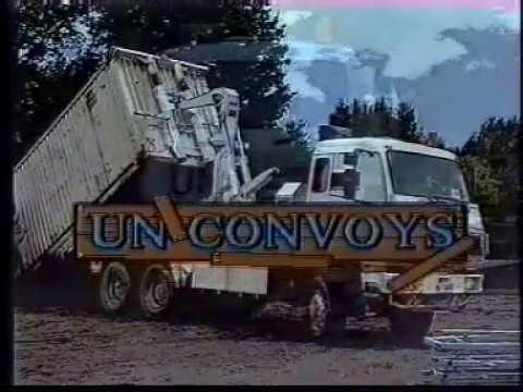 UN Convoys The Norwegian Way