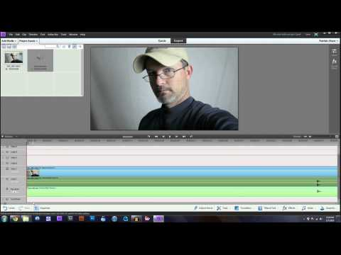 Syncing Audio with Video Premier Elements.mpg