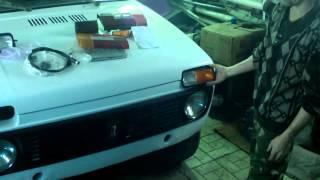 видео Запчасти на ШЕВРОЛЕ-НИВА (2123)