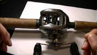how to reline a baitcaster