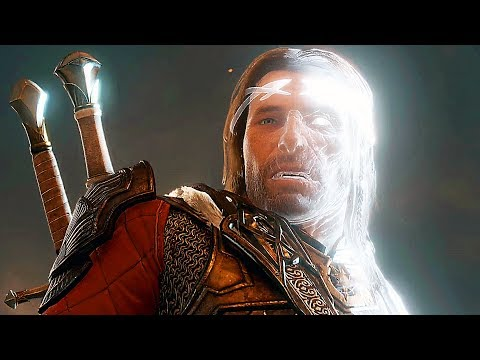 Shadow of War All Endings (Evil & Good) True Ending