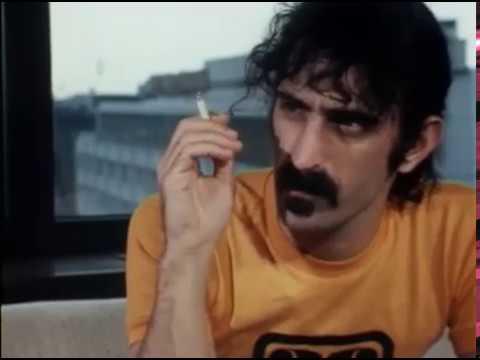 Frank Zappa 1974 10 03 Finland TV Interview (Pro Shot)