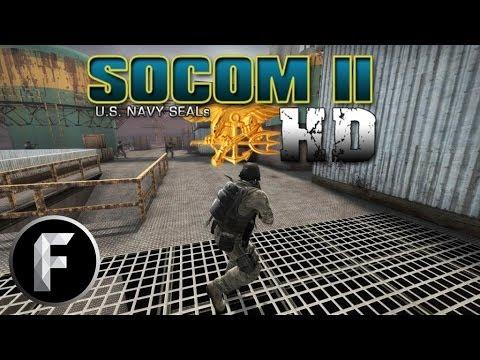 Socom 2 Online FrostFire 2014 New Gameplay ! [HD]