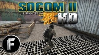 Socom 2 Online FrostFire 2014 New Gameplay ! [HD]