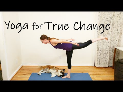 Yoga for True Change