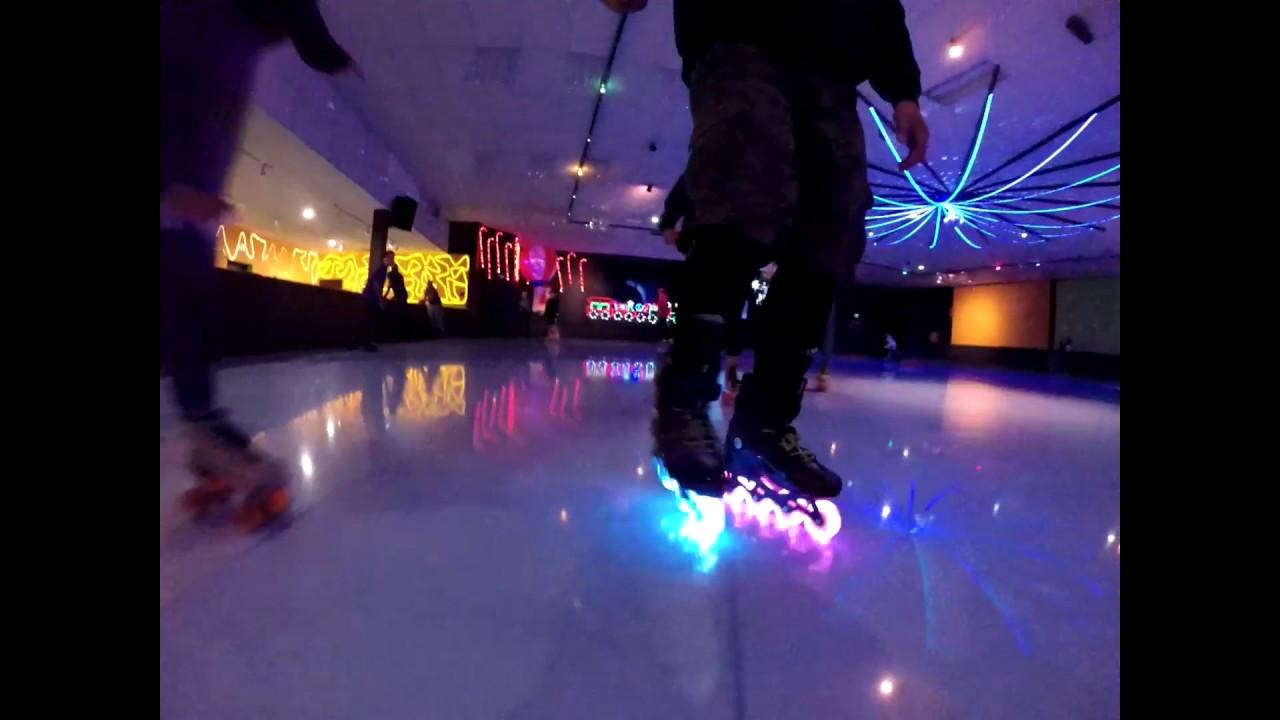 Roller skating rink rohnert park - Seba Luminous Wheels At Cal Skate Rohnert Park
