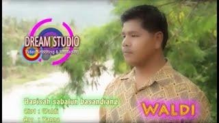 Waldi || Bapisah Sabalun Basandiang ( Official Music Video )