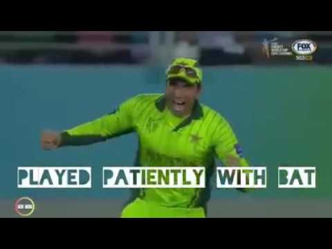 Misbah Ul Haq   The Alone Warrior   A Tribute To Legend Misbah Ul Haq