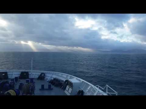 Phillip Rubery, Cook Strait