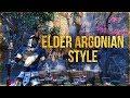 ESO Elder Argonian Motif - Showcase of the Elder Argonian Style in The Elder Scrolls Online