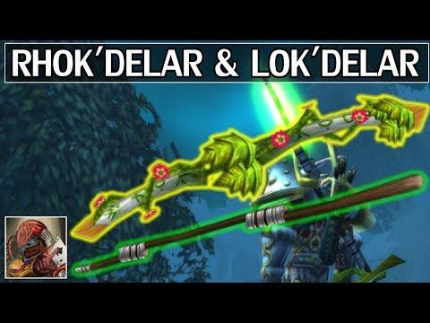 Rhok'delar & Lok'delar - Azeroth Arsenal Episode 2