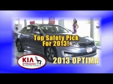 Cheyenne Kia   Optima TV Ad 2012