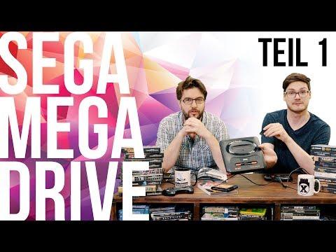 Streets of Rage 2 & Xenon 2 auf dem Mega Drive! - Sega Mega Drive-Spezial (Teil 1)
