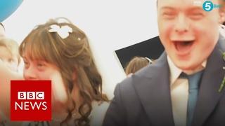 Valentine's Day: 'A love's dream' - BBC News