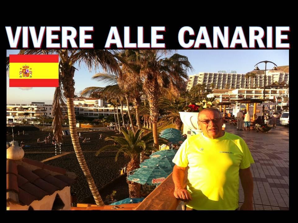 COME PORTARE LA PENSIONE PER TRASFERIRSI ALLE CANARIE - YouTube