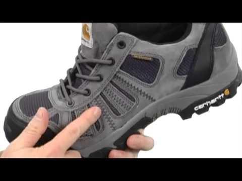 abca43f635f Carhartt Lightweight Low Waterproof Work Hiker Composite Toe SKU#:8259220