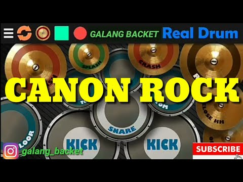 canon-rock!!!-real-drum_cover-by-:-galang-backet