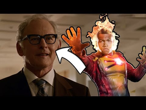 Victor Garber is leaving LoT!who will be the new firestorm?