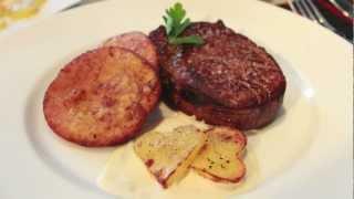 Solomillo de ternera a la plancha - Receta del menú de San Valentín Vídeo 3