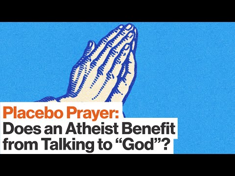 Penn Jillette on Placebo Prayer: Should Atheists Talk to God?