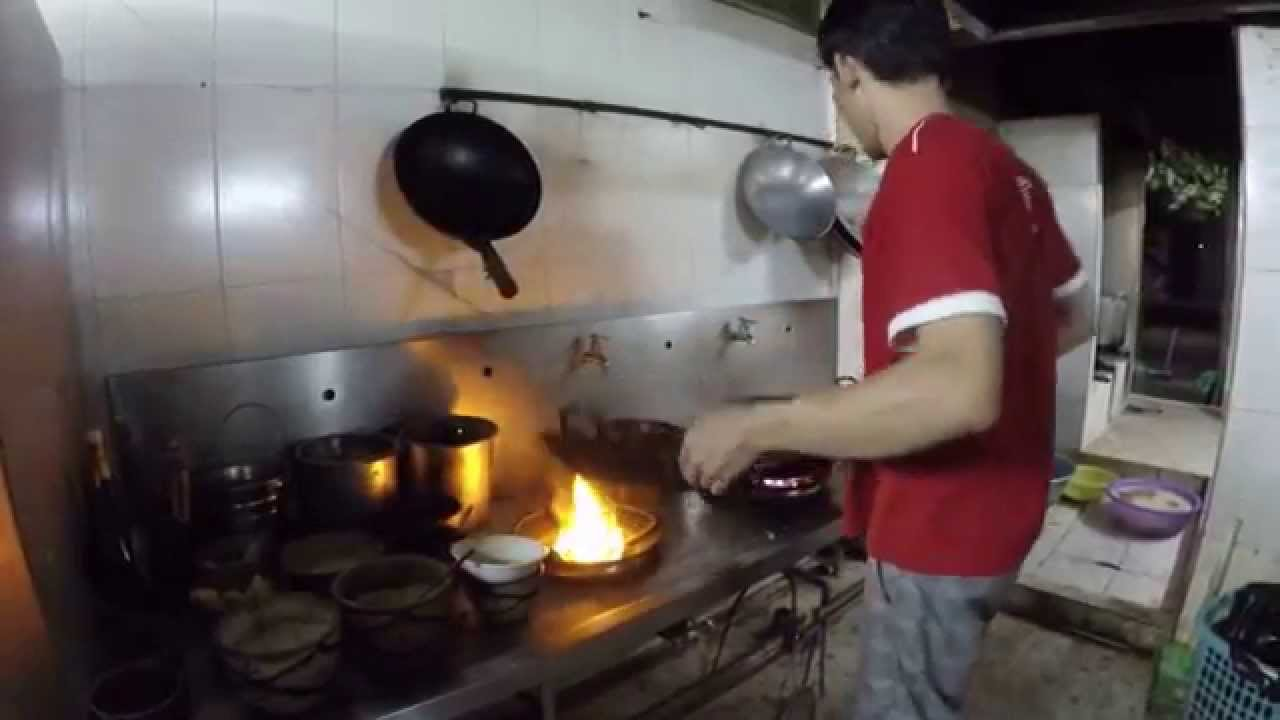 Phnom penh kitchen cambodia youtube for E kitchen american cambodia
