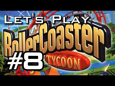 Let's Play Roller Coaster Tycoon - Episode 8 - Togo Death Coaster