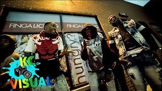 Tiga Sane - Young Niggas (Official Video) shot @KCVISUALS