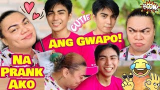 FOOD PANDA BOY ANG GWAPO | WILLIAM GILE OFFICIAL | MIXOLOGIST | SOCOAL CLIMBERS | BRENDA MAGE