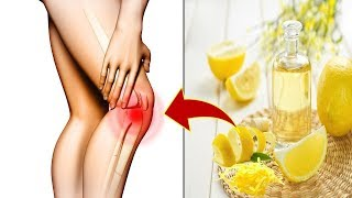 YOU CAN REMOVE JOINT PAIN FOREVER WITH A PEEL OF LEMON