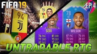 FIFA 19! THE UNTRADABLE RTG! (PS4/XBOX)