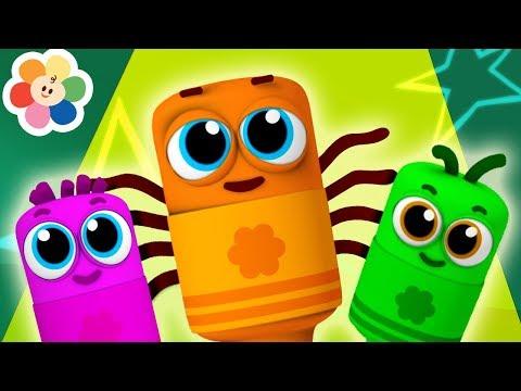 canta-con-huevo-sorpresa-|-canciones-infantiles-en-español-|-música-para-niños-|-babyfirst-tv