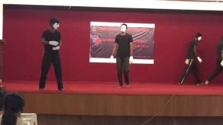 MIME FOR MENTAL HEALTH DAY