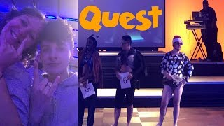 Quest Game Show & Karaoke | Independence of the Seas Cruise Vlog [ep11]