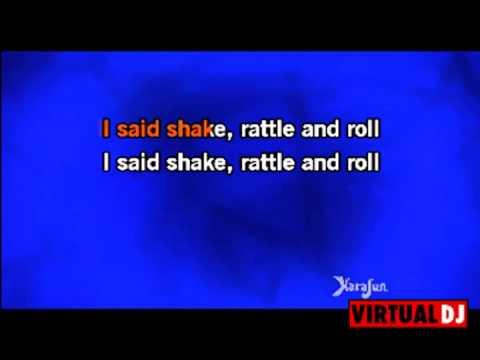 rock & roll  Bill Haley - medley mix karaoke mr Magic mp4