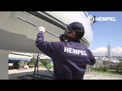 How to apply Hempel's Antifouling onto unknown Antifouling