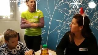Noël 2016 - Service onco-hématologie de la Timone - Gueriduncancer
