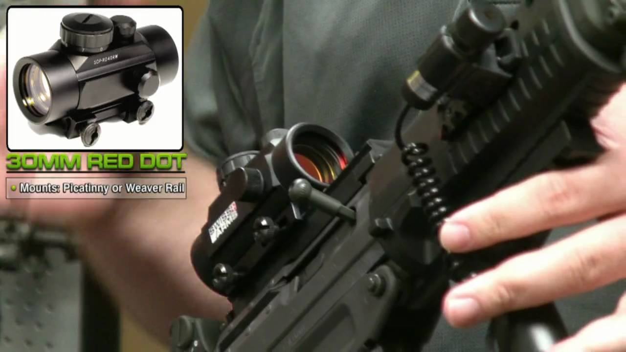 Sig Sauer 552 With Accessories From Palco Sports Youtube