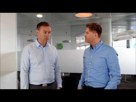 Intervju med CEO av Havila Shipping, Njål Sævik