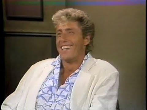 Roger Daltrey on Late Night, September 13, 1984