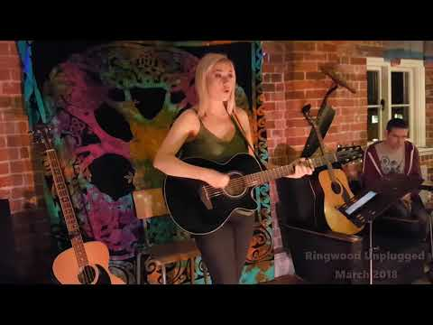 Tori Allen @ Ringwood Unplugged March 2018