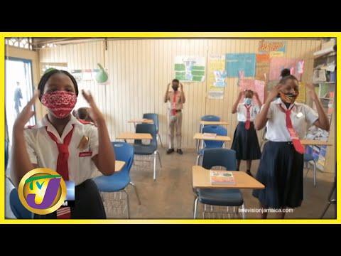 PIOJ Survey Highlights Education Crisis in Jamaica   TVJ News - August 11 2021