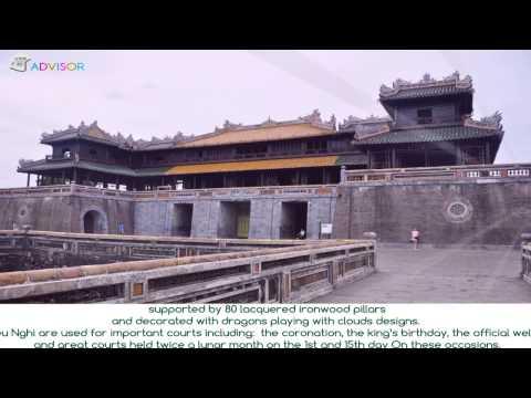 The Imperial Citadel (Hoang Thanh)   UrTravelAdvisor.com   Hue Vietnam Travel Guide free