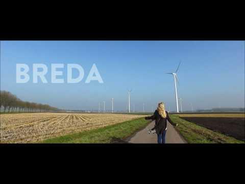 Visiting Breda, Netherlands |SHORT FILM