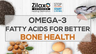 Omega-3 fatty acids for better bone ...