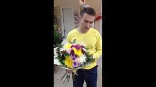 видео Доставка цветов в Перми