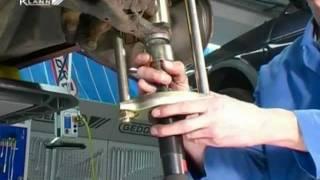 Ball Joint repacement Mercedes (KL-0326-10, KL-0043-822)