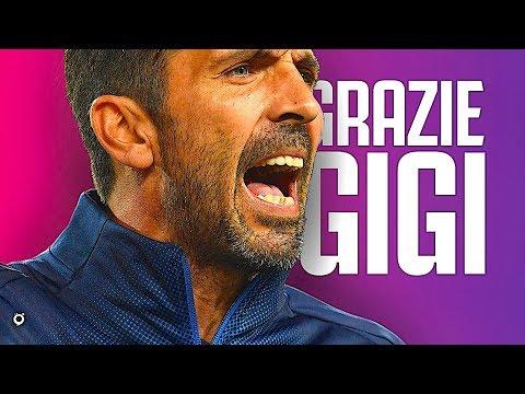 Gigi Buffon - Goodbye Juventus • 2001 - 2018