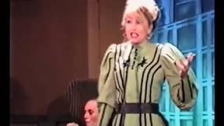 Ольга Домущу - «Шерлок Холмс и Королева Богемии» (2 акт) Театр БУФФ
