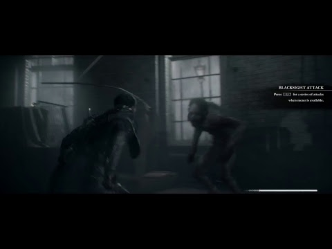 TauntingBatman Plays The Order 1886