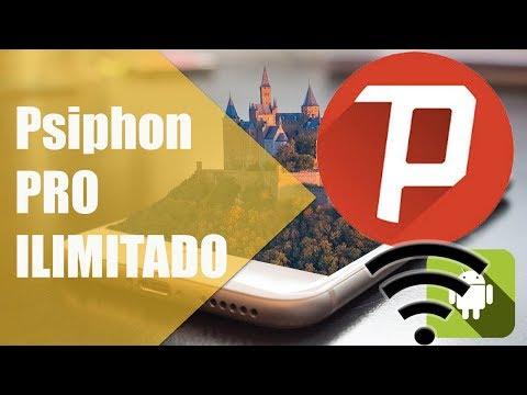 descargar apk psiphon pro ilimitado precargado gratis